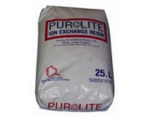Hạt nhựa trao đổi ion Purolite C-100 - 1