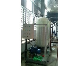 Hệ thống làm mềm nước bia Heineken Đà Nẵng