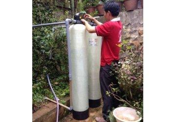 Tại sao nên sử dụng cột lọc nước composite?