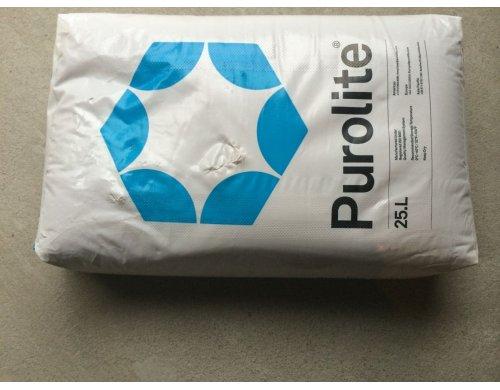 Hạt nhựa trao đổi ion Purolite C-100H - 1