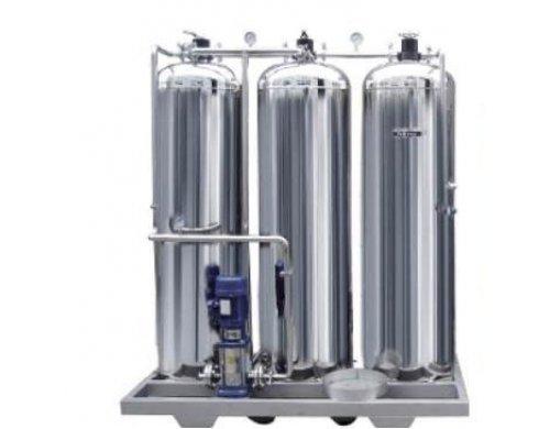 Hệ thống lọc nước máy công suất gia đình - 1