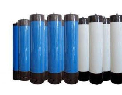 Vỏ bình lọc bằng Nhựa - 1