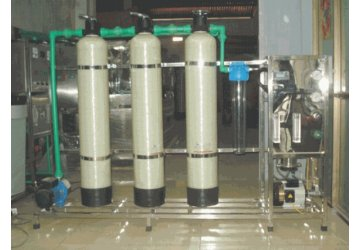 Cột lọc composite thiết bị lọc nước không thể thiếu trong gia đình bạn