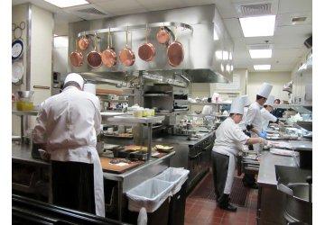 Ứng dụng hệ thống lọc nước cho bếp ăn công nghiệp
