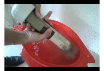 Cách vệ sinh cột lọc nước trong hệ thống lọc nước gia đình