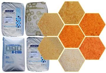 Hạt nhựa trao đổi ion và những lợi ích trong xử lí nước