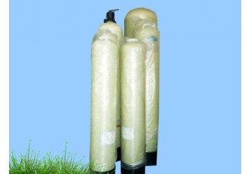 Ứng dụng cột lọc composite 844 trong xử lý nước nhiễm phèn