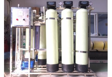 Hệ thống lọc nước không thể thiếu những thiết bị và vật liệu này