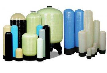 Cột lọc nước composite chất lượng, giá rẻ TP.HCM