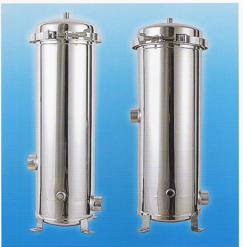 Phin lọc nước Inox | Thiết bị môi trường