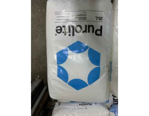 Hạt nhựa anion Purolite A400 - 3