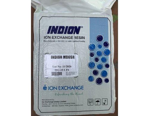 Hạt nhựa Cation - Anion INDION MB-6SR - 2