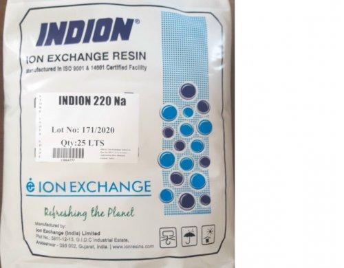 Hạt nhựa Cation 220Na - 3